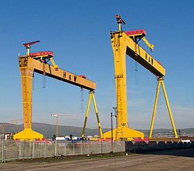 illustration de Harland and Wolff