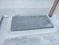 The tombstone of Gevorg Bashinjaghyan.JPG