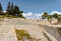 Theatral area mountains Phaistos Crete Greece.jpg