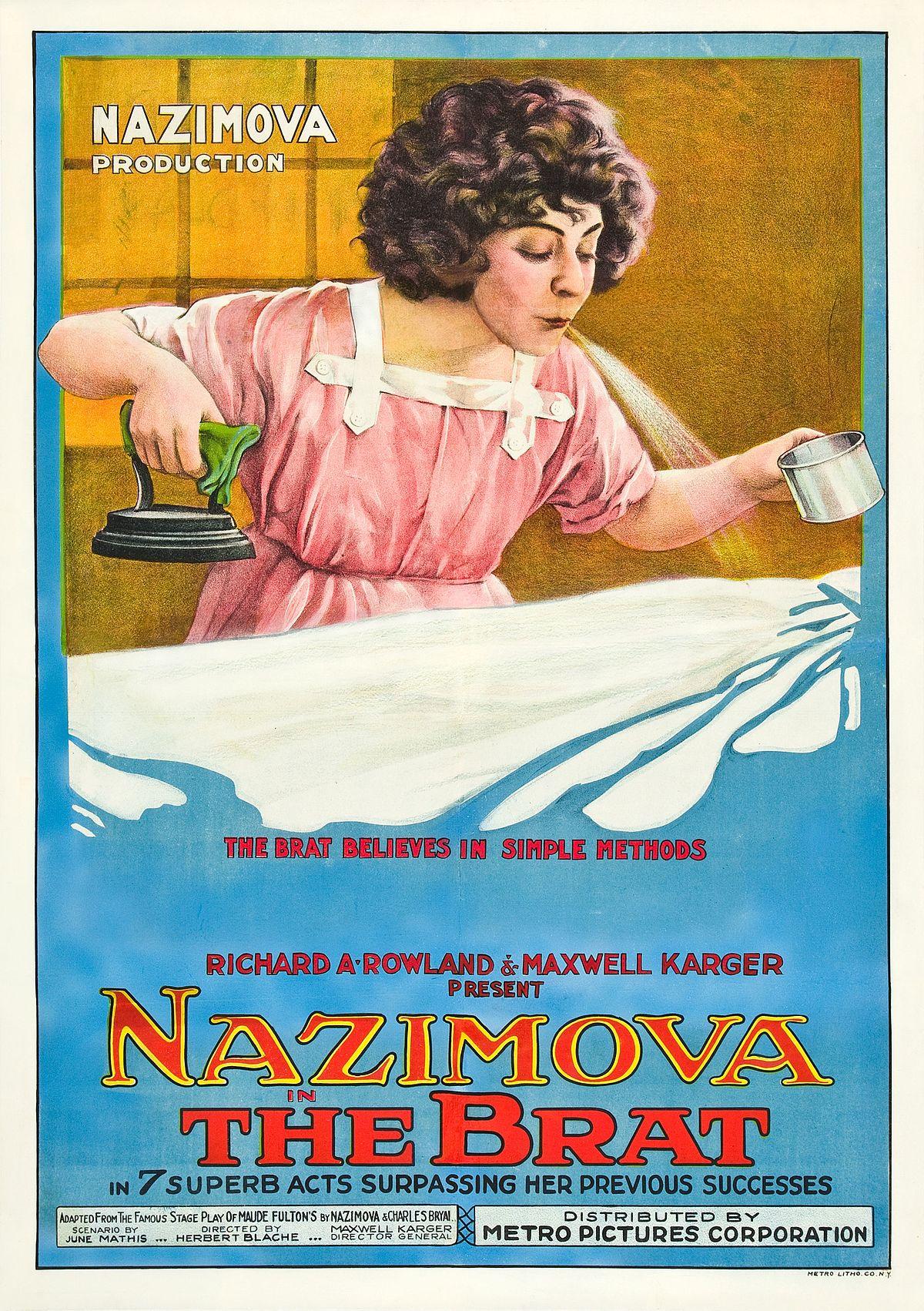 the brat  1919 film