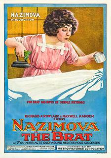 <i>The Brat</i> (1919 film) 1919 film by Herbert Blaché