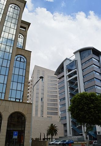 Cyprus Securities and Exchange Commission - Nicosia financial district
