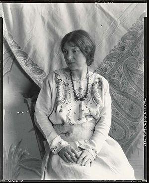 Theresa Bernstein - Theresa Bernstein (1930)