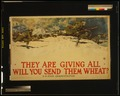 They are giving all - Will you send them wheat? LCCN2002709049.tif