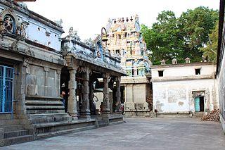 Tiruvetkalam Pasupatheswarar Temple temple in India