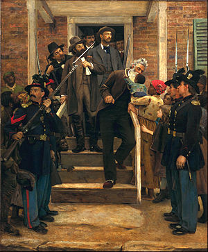 Thomas Hovenden - Image: Thomas Hovenden The Last Moments of John Brown Google Art Project