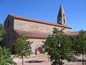 Le Thoronet Abbey - The Abbey Church