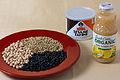 Three Bean Hummus Ingredients (4933598631).jpg