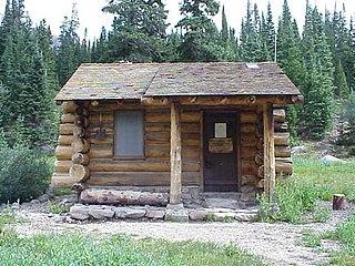 Thunder Lake Patrol Cabin United States historic place