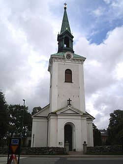 Tidaholm Church (22 August 2006)