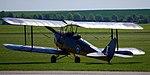 Tiger Moth, Imperial War Museum, Duxford, May 19th 2018. (42242113131).jpg
