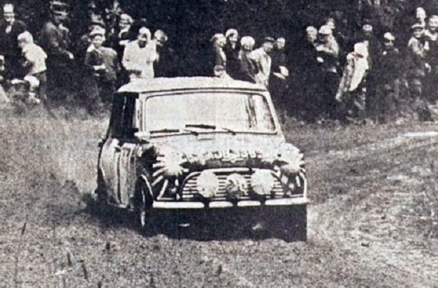 Timo Mäkinen - 1965 Rally Finland (cropped)