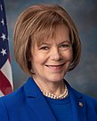 Tina Smith, official portrait, 116th congress (cropped).jpg