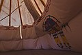 Tipi Interior - Upper Sioux Agency State Park, Minnesota (35182448360).jpg