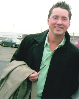Todd Grisham - Grisham in 2008.