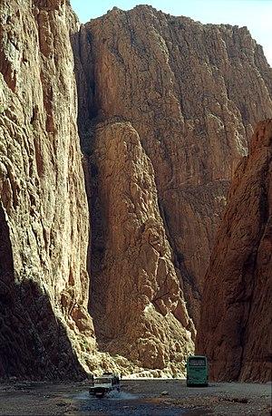 Tinghir - Image: Todra Gorge 2 (js)