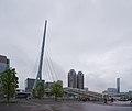 Tokyo Teleport Station exit A and pedestrian bridge dllu.jpg