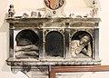 Tomb - beddrod Evan Llwyd (Bodidris), Sir Ddinbych - Denbighshire 1639 24.jpg