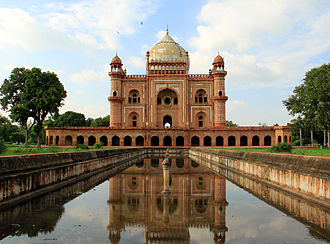 1754 in architecture - Tomb of Safdarjung