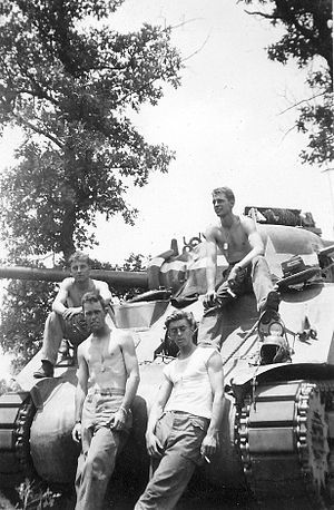 10th Armored Division (United States) - Image: Toms IMG 0003