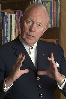 Portrait de Tony Buzan