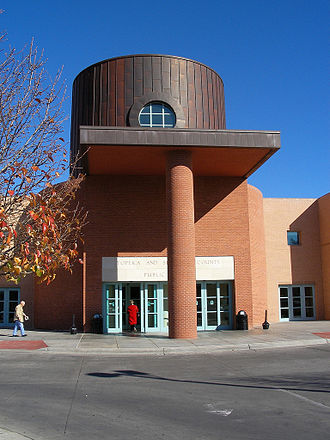 Topeka & Shawnee County Public Library - Image: Topekalibrary