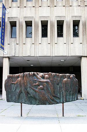 William McElcheran - John M. Kelly Library at University of Toronto featuring Untitled by William McElcheran