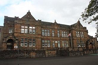 Bathgate - Torphichen Street School, Bathgate