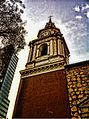 Torre Iglesia San Francisco , Santiago de Chile.JPG