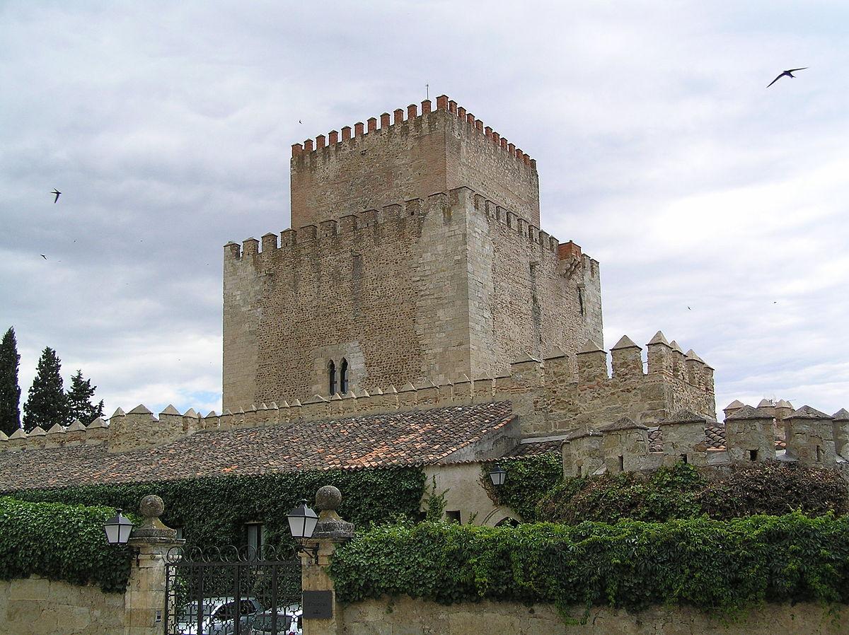 Castillo de enrique ii wikipedia la enciclopedia libre for Ciudad santiago villas