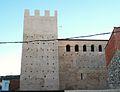 Torre restaurada del palau-castell de Llutxent.JPG