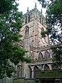Tower of St. Mary's Church, Nottingham - geograph.org.uk - 1911589.jpg