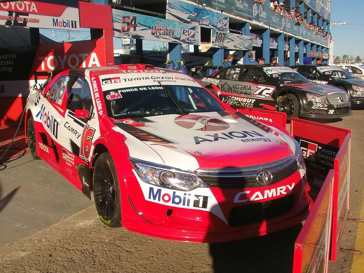 Toyota Gazoo Racing Wikipedia La Enciclopedia Libre