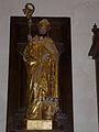 Trémolat église St Nicolas statue Nicolas.jpg