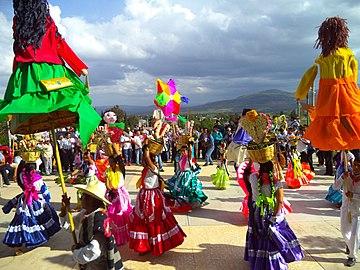 Tradición y cultura en el Geoparque Mundial Mixteca Alta II.jpg