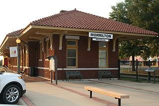 Morrilton station