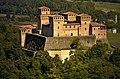 Tramonto sul castello di Pier Maria II de' Rossi.jpg