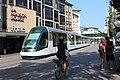 Tramway Ligne A Place Kléber Strasbourg 1.jpg