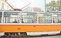 Tramway in Sofia in Alabin Street 2012 PD 008.jpg