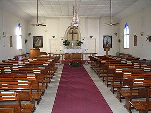 Tres Arroyos - Danish Church