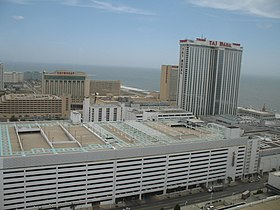 Trump Taj Mahal from Fairfield Resorts 20060627.JPG