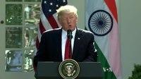 File:Trump and Modi Talk Security, Trade (VoA - 26 June 2017).webm