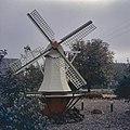 Tuinmolentje in de tuin van de familie Hoogveld van de in de oorlog opgeblazen korenmolen- De Hoop, inmiddels ook verdwenen - Doornenburg - 20369110 - RCE.jpg