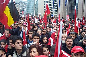 Turkish people - Turks in Brussels, Belgium
