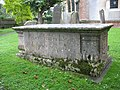 Turner tomb in Horley churchyard - geograph.org.uk - 534469.jpg