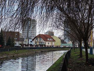 Košice-Sever Borough in Slovakia