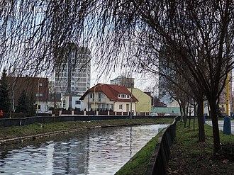 Košice-Sever - Tyršovo nábrežie (urban part of Košice-Sever)