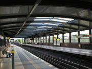 U-Bahn Berlin Mendelssohn-Barholdy-Park