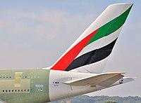 A6-EOH - A388 - Emirates