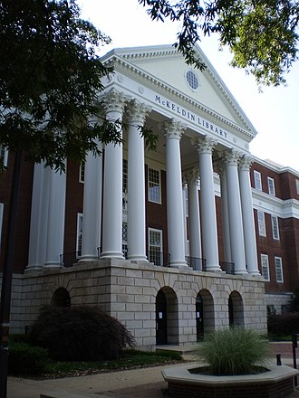 University of Maryland Libraries - 215 px